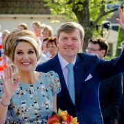 Niederlande feiern ersten «Königstag» (Foto)
