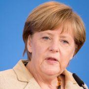 Merkel: Gesetze reichen zum Kampf gegen Rassismus nicht aus (Foto)