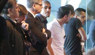 Spanien nimmt Abschied von Ex-Barça-Trainer Vilanova (Foto)