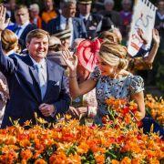 Königliche Familie der Niederlande auf Facebook (Foto)