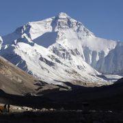 Fast alle Sherpas verlassen Basislager am Mount Everest (Foto)