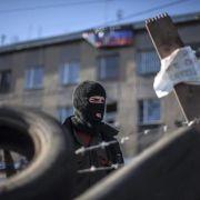 Nervenkrieg um Beobachter in der Ukraine (Foto)