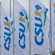 CSU-Vorstand beschließt einstimmig «Europaplan» (Foto)