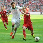 Bayern mit torreicher Generalprobe - 5:2 gegen Werder (Foto)