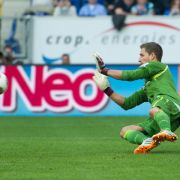 Torwart Trapp rettet 0:0 - Eintracht fast gerettet (Foto)