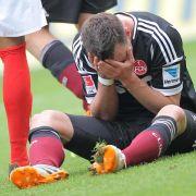 Nürnberg nach 0:2 in Mainz dem Abstieg nahe (Foto)