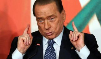 Empörung über Berlusconi: Für Deutsche haben KZs nie existiert (Foto)