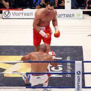 Klitschko bleibt Weltmeister - Leapai chancenlos (Foto)
