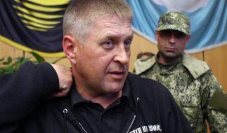 Verhandlungen über Freilassung von OSZE-Team (Foto)