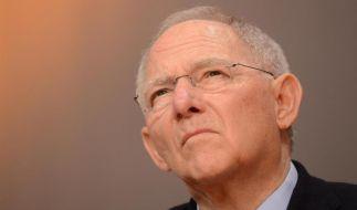Schäuble hält Steuersenkung für möglich (Foto)