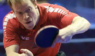 Tischtennis-WM beginnt ohne Baum - Optimismus im Team (Foto)
