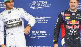 Hamilton: Vettel muss sich als Anführer beweisen (Foto)