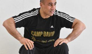 Box-Weltmeister Abraham denkt nicht ans Aufhören (Foto)