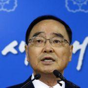 Südkoreas Premier tritt nach Fährunglück zurück (Foto)
