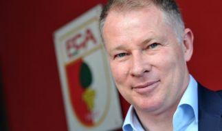 Reuter bleibt bis 2018 Manager des FCAugsburg (Foto)