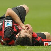 Frankfurter Barnetta und Joselu verletzt (Foto)