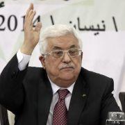 Abbas nennt Holocaust das «schlimmste Verbrechen der Neuzeit» (Foto)