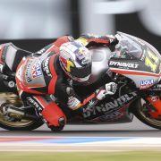 Rabat gewinnt Moto2-Rennen - Cortese Neunter (Foto)