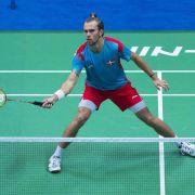 Badminton-EM: Jörgensen und Marin gewinnen Titel (Foto)
