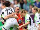 Wolfsburgerinnen im CL-Finale - Turbine raus (Foto)