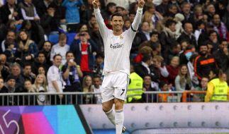 Ronaldo-Raketen als Warnung an die Bayern (Foto)