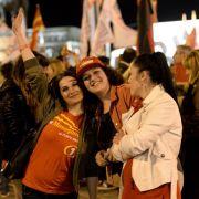 Regierungspartei in Mazedonien verfehlt Wahlziel knapp (Foto)