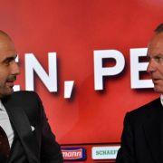 Rummenigge glaubt an lange Zusammenarbeit mit Guardiola (Foto)