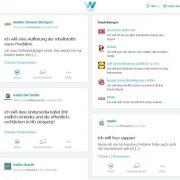 WeWant.com: Einfach mal die Meinung geigen (Foto)