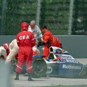 Designer räumt Fehler bei Senna-Tod ein (Foto)