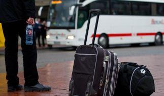 Umfrage: Jeder Achte fuhr schon mal Fernbus statt Bahn (Foto)