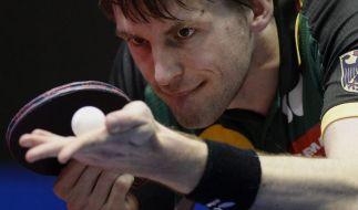 Plastik statt Zelluloid: Neue Tischtennisbälle kommen (Foto)