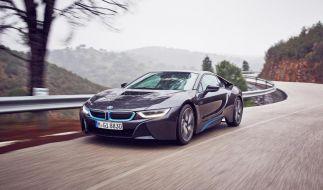 BMW baut Öko-Flotte aus: Auf i3 und i8 folgen weitere Modelle (Foto)