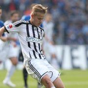 Düsseldorf verpflichtet Leihspieler Pohjanpalo (Foto)