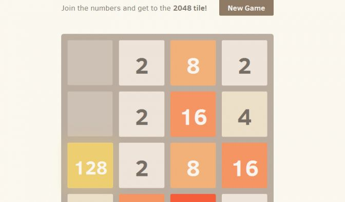 2048: Lösung und Strategie