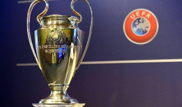 Champions-League-Fußball live