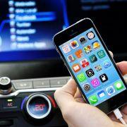 Handyeinbindung im Kleinwagen klappt noch nicht reibungslos (Foto)