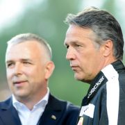 Union-Coach Neuhaus total enttäuscht (Foto)