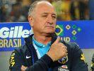 Scolari: Proteste gefährden Brasiliens WM-Chancen (Foto)