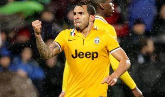 Juve nach Erfolg in Sassuolo vor erneutem Titelgewinn (Foto)