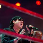 Scorpions starten Unplugged-Tour in München (Foto)