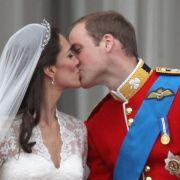 William und Kate sind drei Jahre verheiratet (Foto)