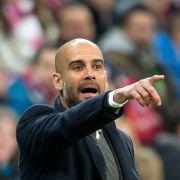 Steht vor dem bislang wichtigsten Spiel seiner Amtszeit beim FC Bayern: Cheftrainer Pep Guardiola.