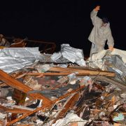 Wieder Tote nach Tornados in den USA (Foto)