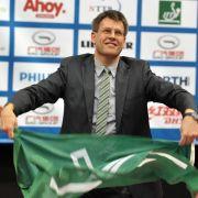 Weikert wird Chef des Tischtennis-Weltverbandes (Foto)