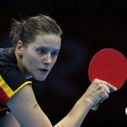 Guter WM-Auftakt für deutsche Tischtennis-Teams (Foto)