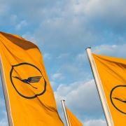 Lufthansa sieht sich vor besserer Zukunft (Foto)