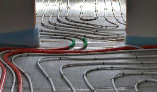 Zeitschaltuhren für Fußbodenheizung im Bad nachrüstbar (Foto)