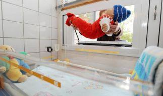 Alternativen zur anonymen Babyklappe (Foto)
