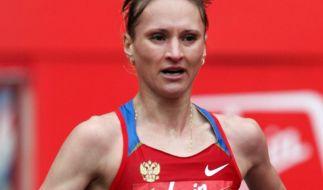 Marathon-Star Schobuchowa wegen Blutdopings gesperrt (Foto)