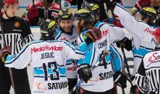 ERCIngolstadt erstmals deutscher Eishockeymeister (Foto)